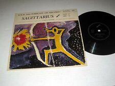 "7"" LP Sagittarius: Your 1964 Forecast On Record! AUDIORAMA ZODECORD NM-"