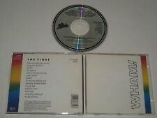 WHAM THE FINAL(EPIC/CD EPC 88681)CD ÁLBUM