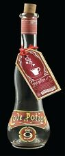 NEW FUN LOVE POTION NO.9 APOTHECARY POTION MEDICINE GLASS BOTTLE & CORK 24cm HOM