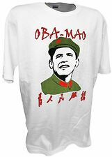 Obama Mao Obamao Banned Chinese Officials Didn't Want Michelle To See T Shirt