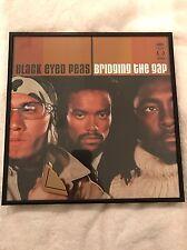 Music Memorabilia The Black Eyed Peas Bridging The Gap (2000) Cover Framed