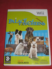Palace pour chiens 505 Games - Jeu WII Compatible WII U Complet