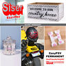 """EasyPSV Permanent/Removable Adhesive Craft (Sign) Vinyl 12"""" x 12"""" *FREE SHIPPING"""