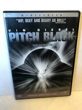 Pitch Black (Dvd, 2000, Unrated Director's Cut), Vin Diesel