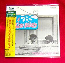 Caetano Veloso Domingo JAPAN SHM MINI LP CD UICY-94156 Gal Costa