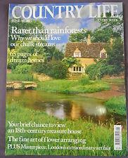 Country Life Magazine. June 19, 2013. Rarer than rainforests. Love chalk streams