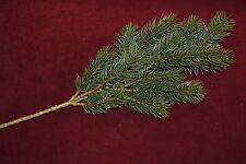 Tannenzweig  künstliche Tanne Tannenzweig x13 Dekoration Winter Weihnachten