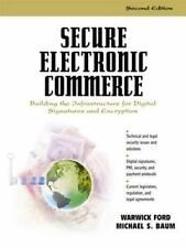 Secure Electronic Commerce: Building the Infrastructure for Digital Signatures a