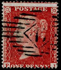Sg36, 1d rose-red, LC16, FINE used. Cat £70. PJ