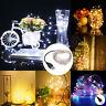 5/10M LED Lichterkette USB Kupferdraht String Licht Hochzeit Weihnachten Deko