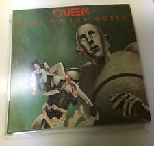 Queen News Of The World! Record Vinyl! Rare!! 1977!