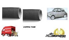 COPPIA TUBO TUBI CARTOFLEX RISCALDAMENTO ABITACOLO FIAT 500 R L D F