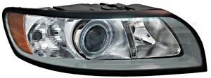 TYC Headlight Left For VOLVO S40 II V50 31299583