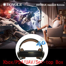 2020 4G Royole Moon IMAX 3D Virtual Reality Glasses 32G VR Theater HDMI XBOX UVA