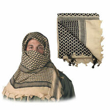 Shemagh Tan HEAVYWEIGHT TACTICAL Desert Scarf Unisex  - Rothco 8537