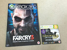 Official Xbox 360 Magazine Issue 83- March 2012- Far Cry 3 Cover- With Demo