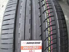 2 New 295/35ZR21 Inch Nankang AS-1 Tires 295 35 21 R21 2953521 35R