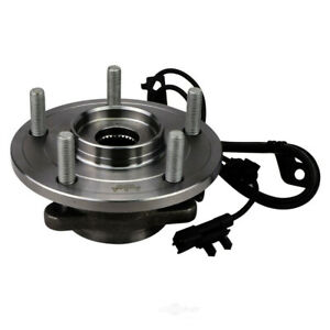 Wheel Bearing and Hub Assembly-AWD Rear Right CRS Automotive Parts NT930869