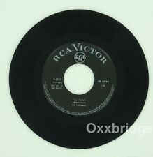 THE WHAT-NOTS Garage Band HILLSDALE NJ Punk Rock GET OUT GIRL Rare RCA 45 Psyche