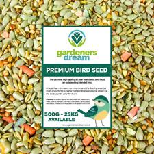 GardenersDream Premium Wild Bird Food - Year Round Garden Seed Feed Mix