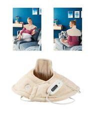 Sanitas Shoulder Heat Pad Warmer 6 Settings Germany Free P+P