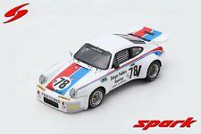 1 43 Spark Porsche 911 RSR #78 24h le Mans 1976