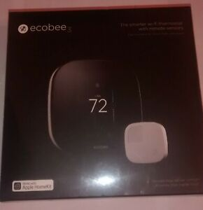 ecobee ecobee3 2nd Gen Smart Wi-Fi Thermostat - Brand New - SEALED IN BOX