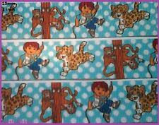 1 metre, DIAGO, Dora,  25mm, Ribbon, 1 inch, Grosgrain, Hair, Gift Wrap