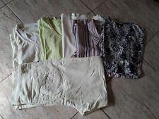 Bekleidungspaket  Damen Shirts Blusen Hose 44 6 Teile