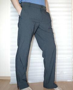 Nike Golf Waterproof Tour Performance Dri-Fit Mens Pants Trousers Size 32 x 34