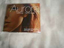 AURORA DREAMING CD SINGLE