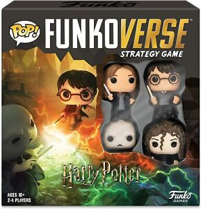 BRAND NEW FUNKOVERSE STRATEGY GAME BRAND NEW-HARRY POTTER 100 VERSION