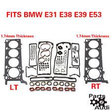Engine Cylinder Head Gasket Set Gaskets Included Fits BMW  E38 E39 E53