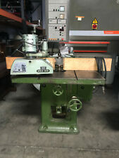 "Jonsereds 1"" Arbor Shaper w/Holz-Her Powerfeeder (Woodworking Machinery)"