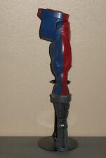 MATTEL DC UNIVERSE JSA ATOM SMASHER LOWER TORSO LEFT LEG 2008 WAVE 7