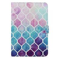 iPad Mini 1 2 3 Case Cover Magnetic Closure Stylus Cloth Pink Purple Teal NEW US