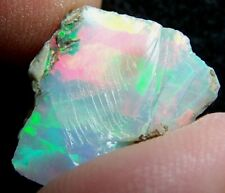 Ethiopian Opal Welo Rough * VIDEO 9.66 CTs AAA FIRE Cutting Grade USA DEALER