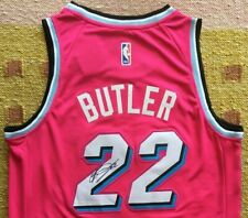Jimmy Butler RARE Signed Autograph Miami Heat Jersey NBA USA