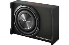 "NEW Pioneer 12"" Shallow Mount Subwoofer Speaker Truck Box Enclosure.Bass 1500w"