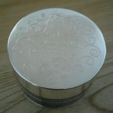 'EMPTY' large Elemis jar (100ml). Special 25th Anniversary edition. Storage pot.