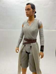 Star Wars Big Figs REY The Force Awakens Episode VII 18inch Jakks Action Figure