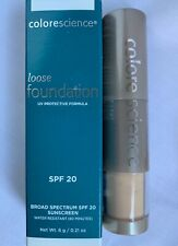 FREE BONUS with Colorescience Loose Mineral Foundation Brush SPF 20 -Medium Sand