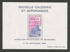 New Caledonian Stamps