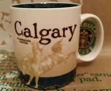 Starbucks Coffee Mug/Tasse/Becher CALGARY, Global Icon Serie, NEU&unbenutzt!!