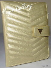 Guess Jeans Document Wallet ID Passport Case Cards Case Purse Holder Logo  NWT