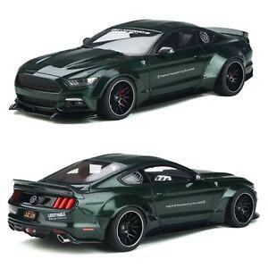 1/18 GT Spirit Ford Mustang Dark Highland Green Neuf Boîte Livraison Domicile