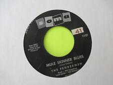 """THE FENDERMEN MULE SKINNER BLUES / TORTURE 45 7"""""""
