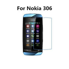 3pcs For  Nokia 306 High Clear/Matte/Anti Blue Ray/Nano Explosion Film