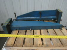 36x3 Welded Steel Giant Right Angle Plate Work Holding Fixture Set Of 2