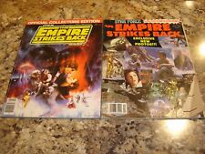 Star Wars & Star Force - The Empire Strikes Back - Official Collector's Editions